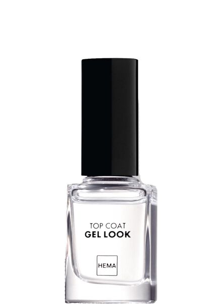 HEMA Top Coat Nailpolish Gel Look (transparent) from HEMA