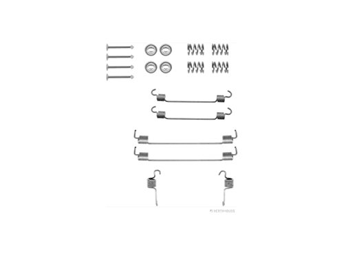 Herth+Buss Jakoparts J3565006 BRAKE SHOE FITTING KIT from HERTH+BUSS JAKOPARTS