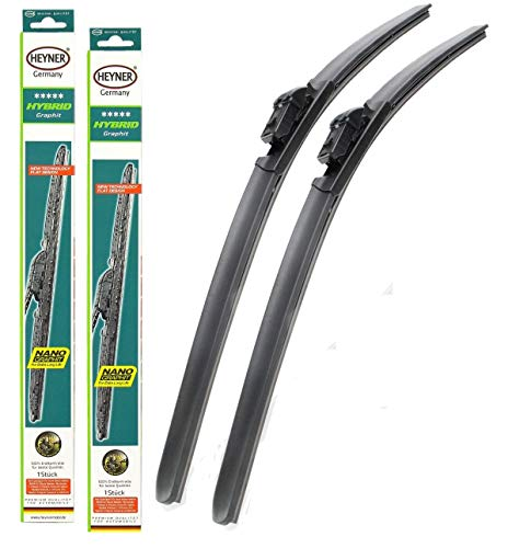 adapter MULTI FIT2 Single HEYNER CLASSIC rear wiper blade replacement 14 350mm RD