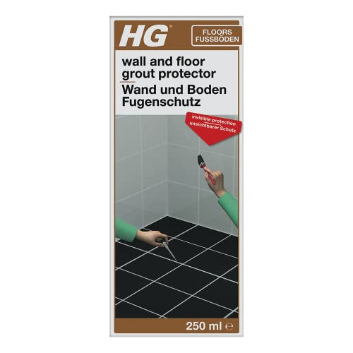 HG Super Protector for Wall/ Floor Grout from HG