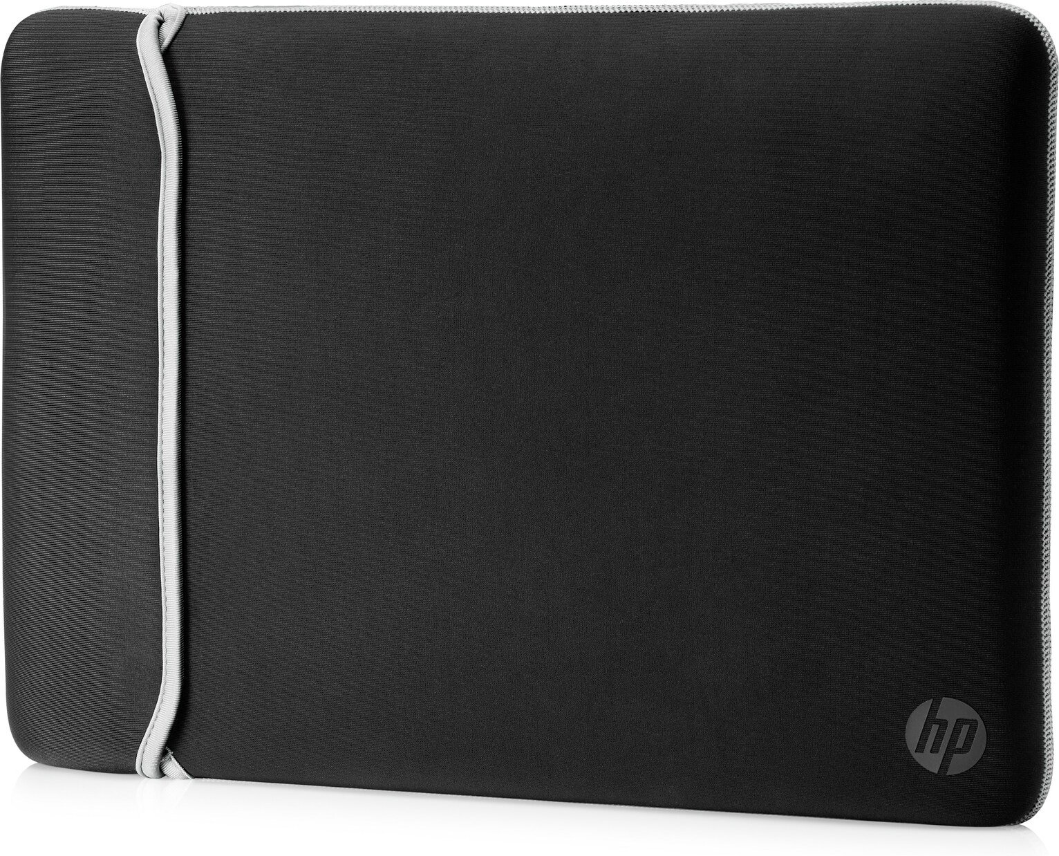 HP 14 Inch Reversible Laptop Sleeve - Silver & Black from HP