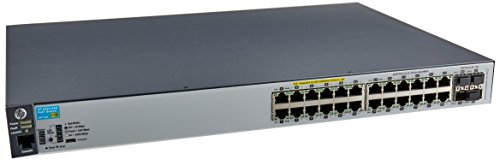HP J9773A 24-Port Managed Ethernet Network Switch from HP