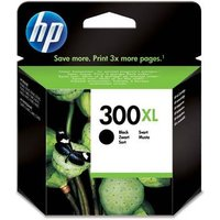 HP 300XL Black High Capacity Original Ink Cartridge with Vivera Ink from HP