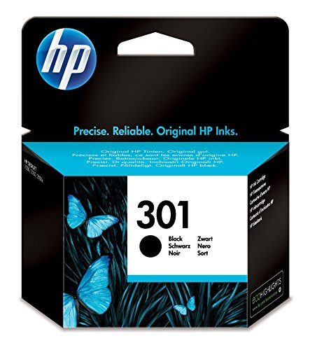 HP 301 Black Original Ink Cartridge (CH561EE) from HP