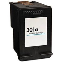 Compatible Black HP 301XL High Capacity Ink Cartridge (Replaces HP CH563EE) from Printerinks