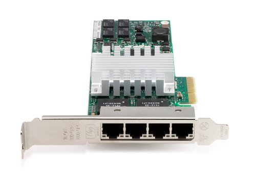 HP 435508-B21 NC364T PCI Express Quad Port Gigabit Server Adapter from HP