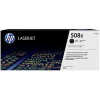 HP 508X Black Original High Capacity Toner Cartridge (CF360X) from HP