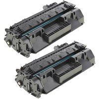 Compatible Multipack HP Laserjet Pro MFP M202dw Printer Toner Cartridges (2 Pack) -RT-2P-CF283A_14328 from Printerinks