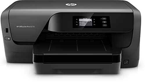 HP OfficeJet Pro 8210 Printer, Instant Ink Compatible from HP