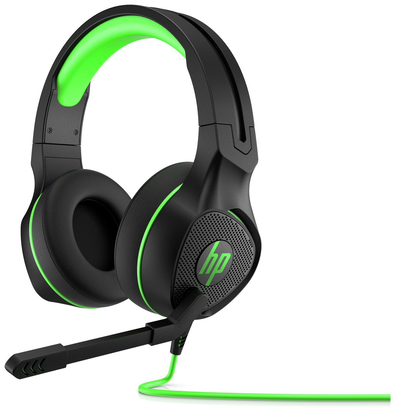 HP Pavilion 400 Gaming Headset - Green from HP