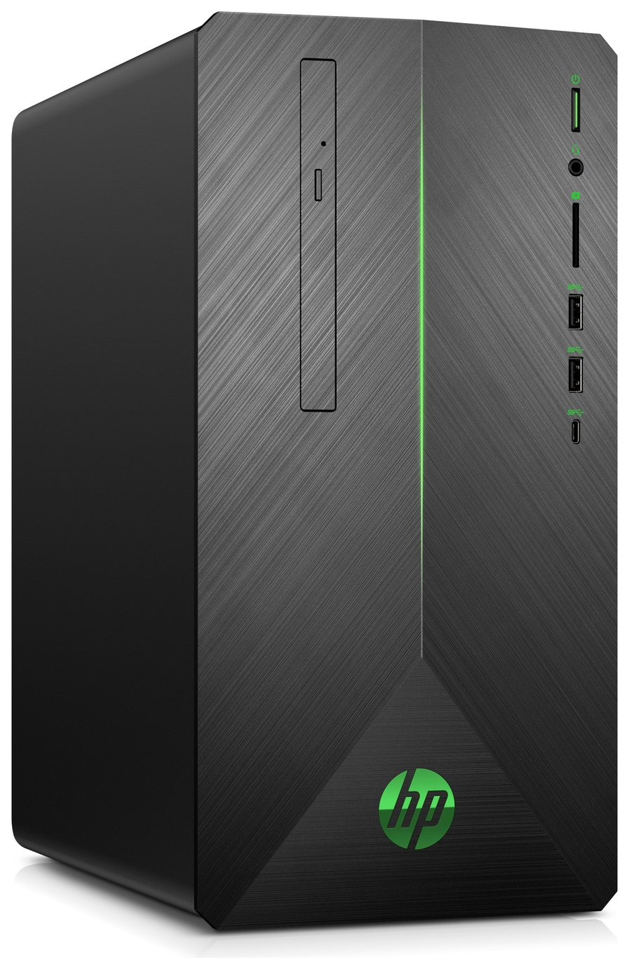 HP Pavilion i5 8GB/16GB Optane 1TB GTX1050 Gaming PC from HP