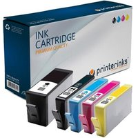 Compatible Multipack HP PhotoSmart C5388 All-in-One Printer Ink Cartridges (5 Pack) -CB1-RI-364XL-B/PBK_17049 from Printerinks