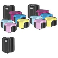 Compatible Multipack HP PhotoSmart C7150 Printer Ink Cartridges (13 Pack) -HP-3R-363K/LM_4847 from Printerinks