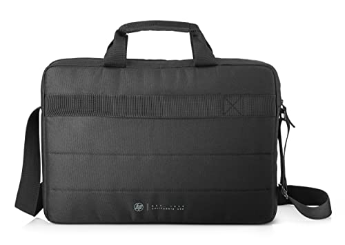 HP Focus Topload Laptop Bag 15.6 Inch Laptop Compartment Organiser Weatherproof Black from HP