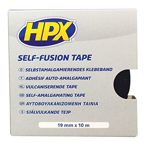 HPX MSF1910 Vulcanizing Adhesive Cup, 19 mm x 10 m from HPX
