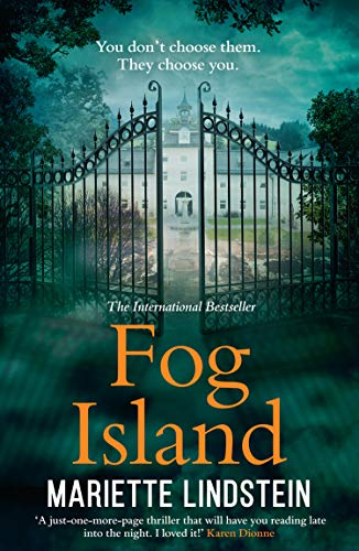 The Cult on Fog Island (The Cult on Fog Island Trilogy, Book 1) from HQ