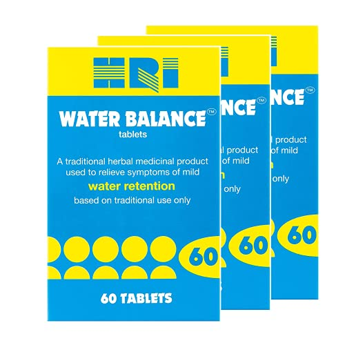 Water Balance 60 Tablets x 3 Pack Saver Deal from HRI