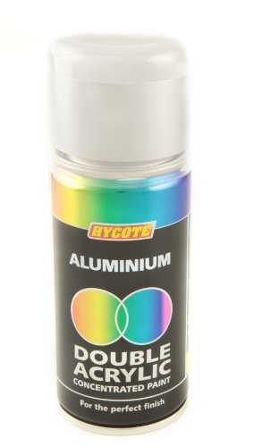 HYCOTE Aluminium Touch Up Aerosol, 150ml from HYCOTE