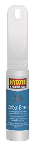 Hycote Clear Lacquer Touch Up Brushes, 12.5ml - white XCPB304 from HYCOTE