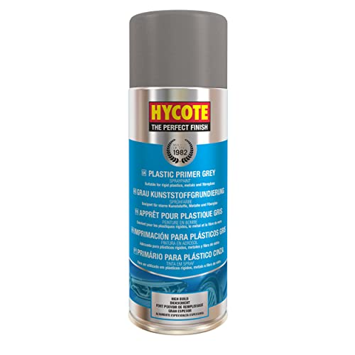 Hycote Grey Plastic Primer, 400ml from Hycote