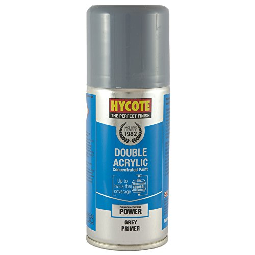 Hycote Grey Primer Touch Up Aerosol, 150ml from Hycote