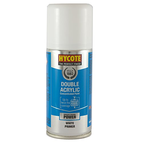Hycote White Primer Touch Up Aerosol, 150ml from Hycote