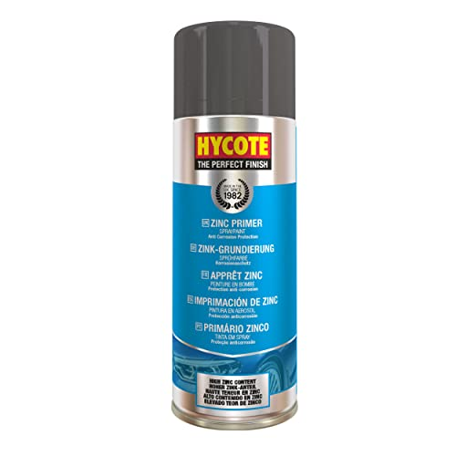 Hycote Zinc Primer , 400ml from Hycote