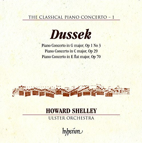 The Classical Piano Concerto Vol.1 by Howard Shelley (2014-08-12) from HYPERION