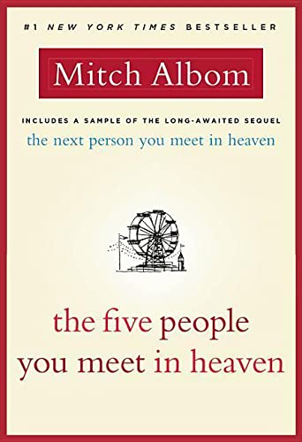 The Five People You Meet in Heaven from Hachette Books