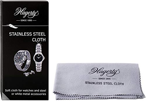 HAGERTY Stainless Steel Cloth Cleaner from Hagerty
