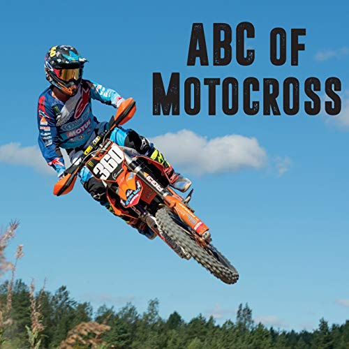 ABC of Motocross from Hagmans förlag