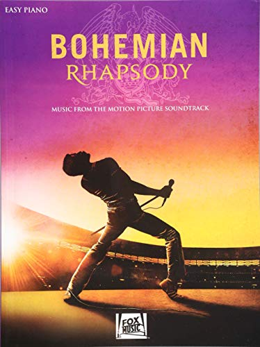 Bohemian Rhapsody: Music from the Motion Picture Soundtrack (Easy Piano) from Hal Leonard