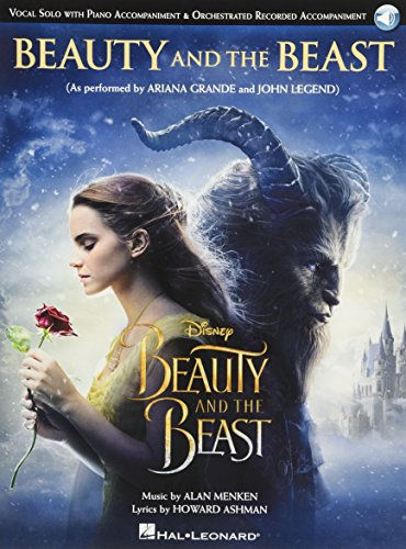 Beauty & The Beast Vocal Solo With Piano Accompaniment (Includes Online Access Code) from Hal Leonard