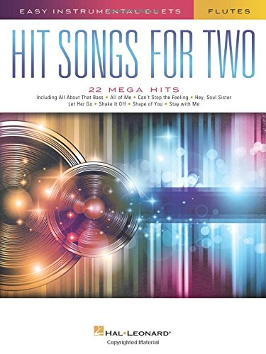 Hit Songs For Two Flutes from Hal Leonard