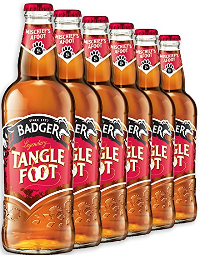 Badgers Tanglefoot Ale - 6 x 500ml from Badger