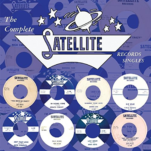 The Complete Satellite Records Singles from Hallmark