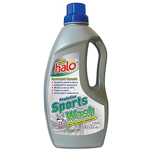 HALO PROACTIVE SPORTS WASH LIQUID 1 LITRE from Halo