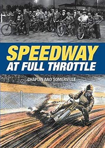 Speedway at Full Throttle from Halsgrove