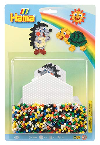Hama 10.4206 Turtle Large Blister Pack, Multicolour, One Size from Hama