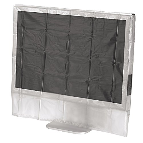 "Hama 84183 24""/26"" Wide Screen Dust Cover Transparent from Hama"