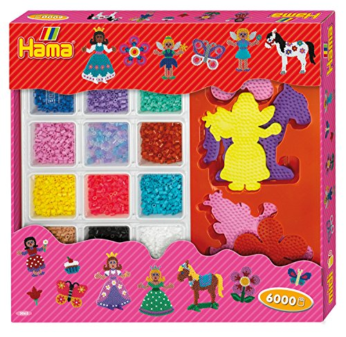 Hama Beads Giant Princess Set from Hama