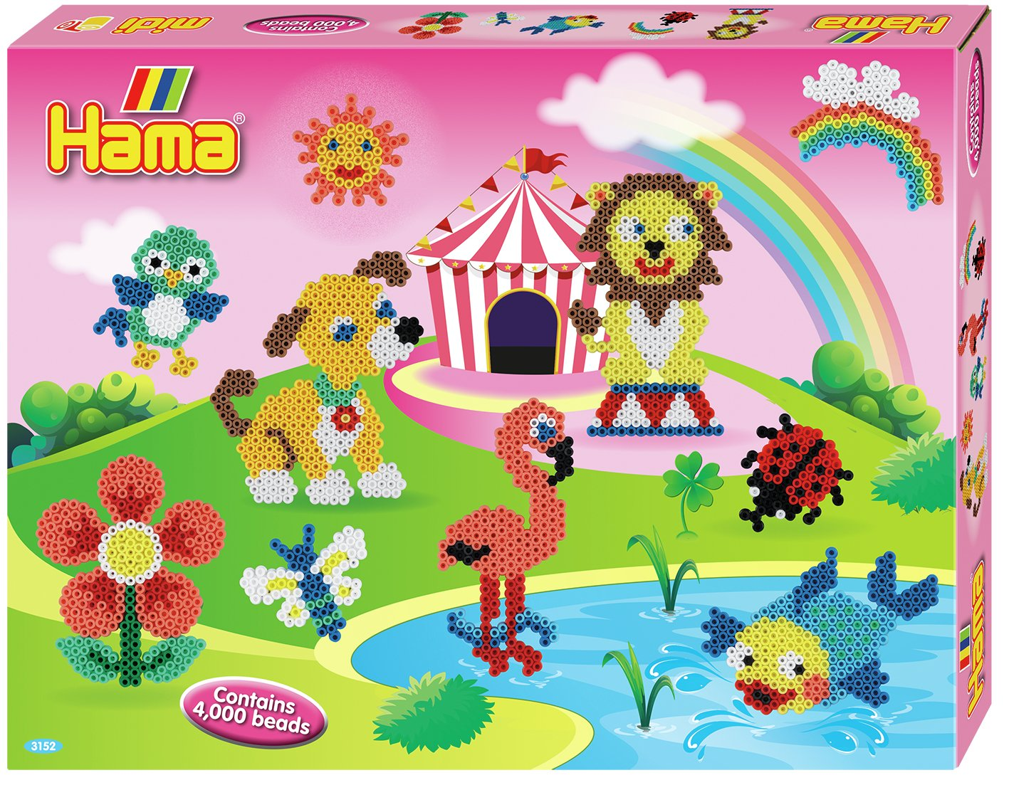 Hama Beads - Bumper Activity Set from Hama