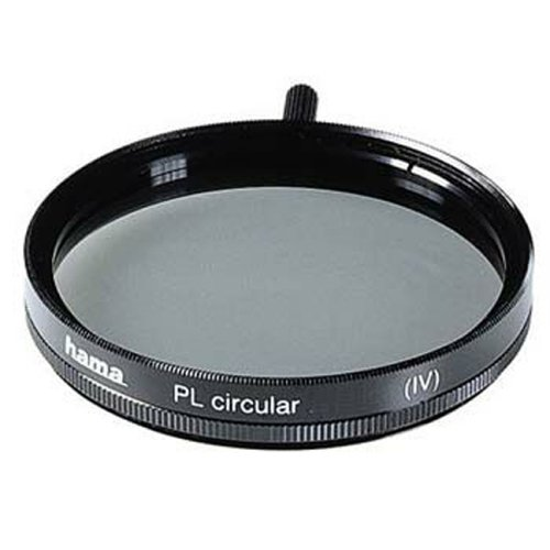 Hama | Polarization filter (AR coating, circular polarizing filter, for 82 mm photo camera lenses) 4 times from Hama