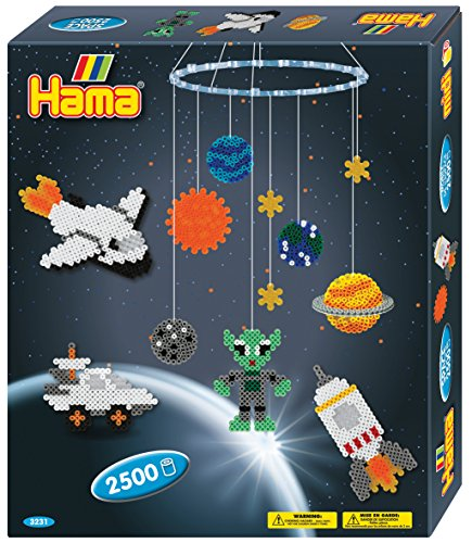 Hama 10.3231 Beads Space Hanging Mobile Kit from Hama