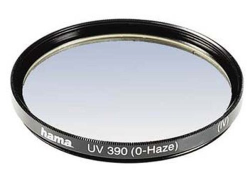 Hama | UV and protection filter, double coating, for 49 mm photo camera lenses from Hama