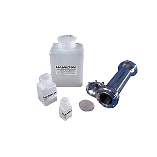 Hamilton 79319 PRP-X500 Analytical Guard Starter Kit, PEEK, Includes One Holder and Two Cartridges from Hamilton