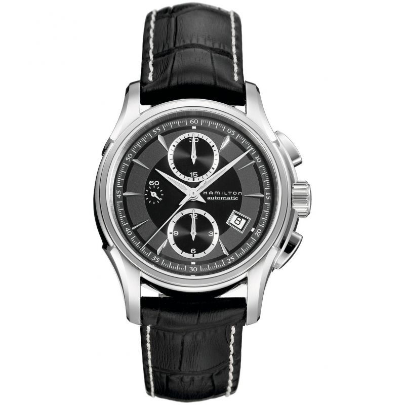 Mens Hamilton Jazzmaster Automatic Chronograph Watch from Hamilton