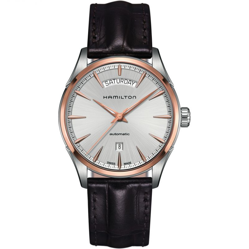 Mens Hamilton Jazzmaster Day Date Automatic Watch from Hamilton