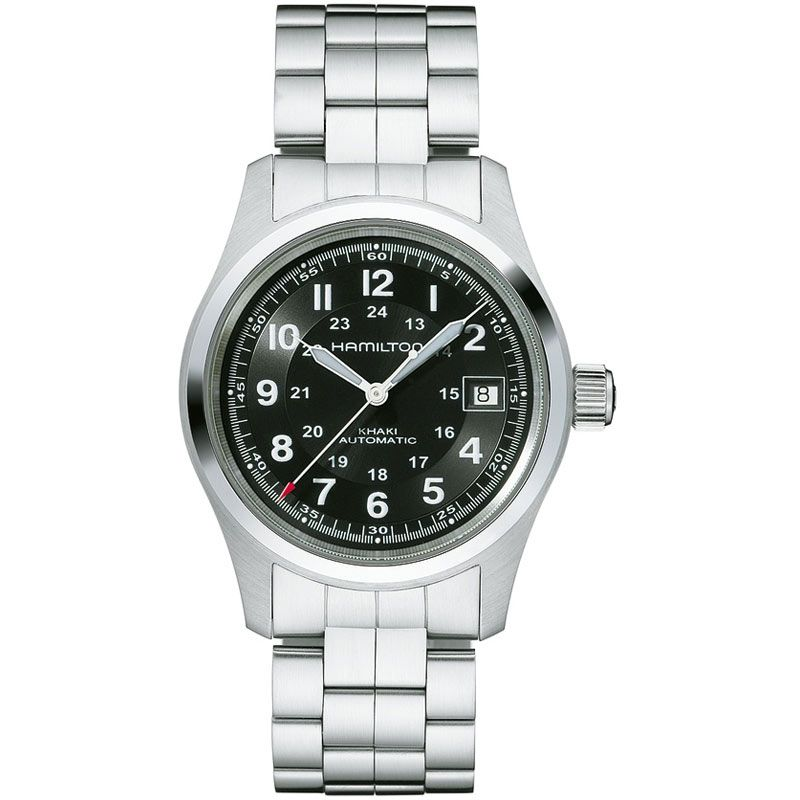 Mens Hamilton Khaki Field 38mm Automatic Watch from Hamilton