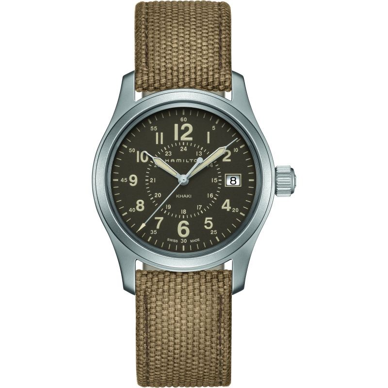 Mens Hamilton Khaki Field 38mm Watch from Hamilton